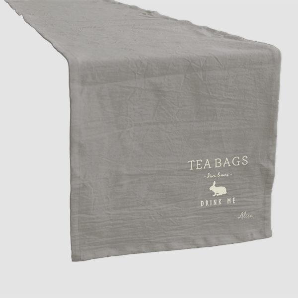 CAMINO TEA BAGS 146X35 CM.